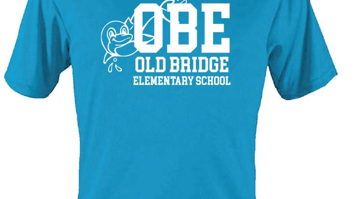 Grey Dri Fit Active T-Shirt - OBE Design