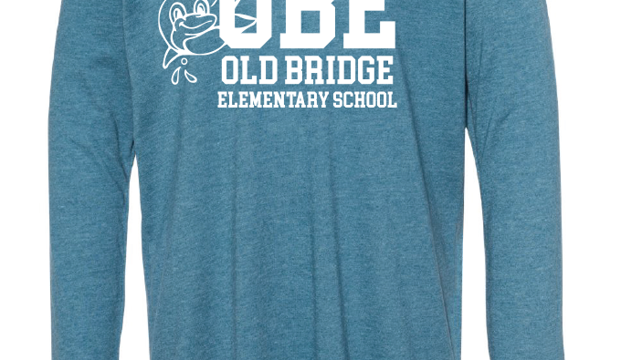 Teal Long Sleeve Shirt - OBE Design