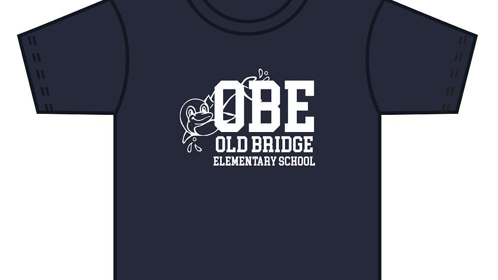 Grey T-Shirt - OBE Design