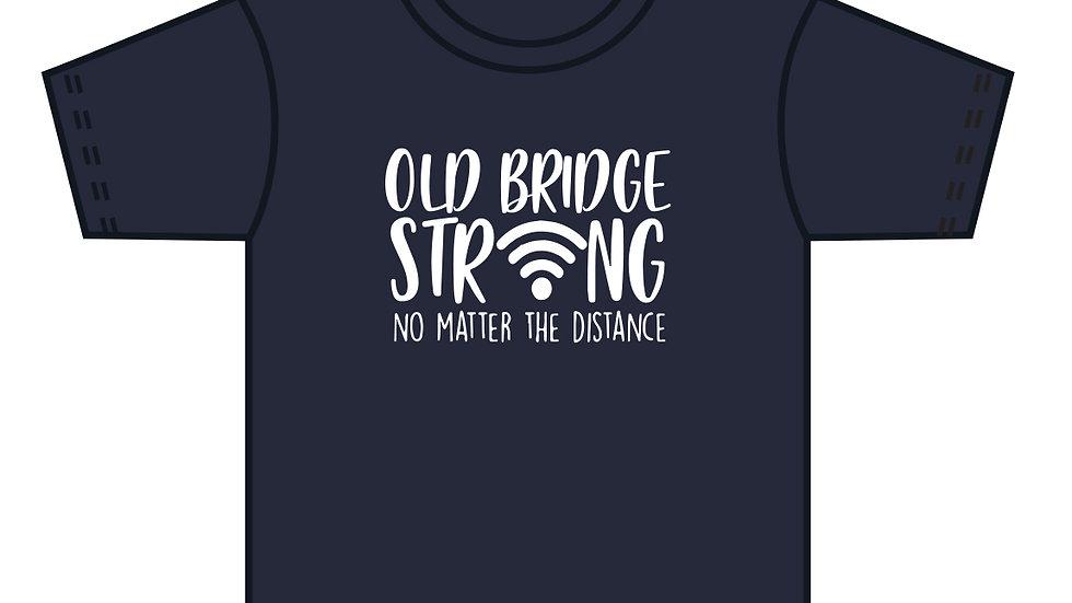 Navy T-Shirt - Virtual Design