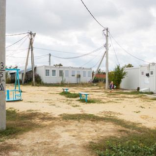 Internally Displaced Persons Camp