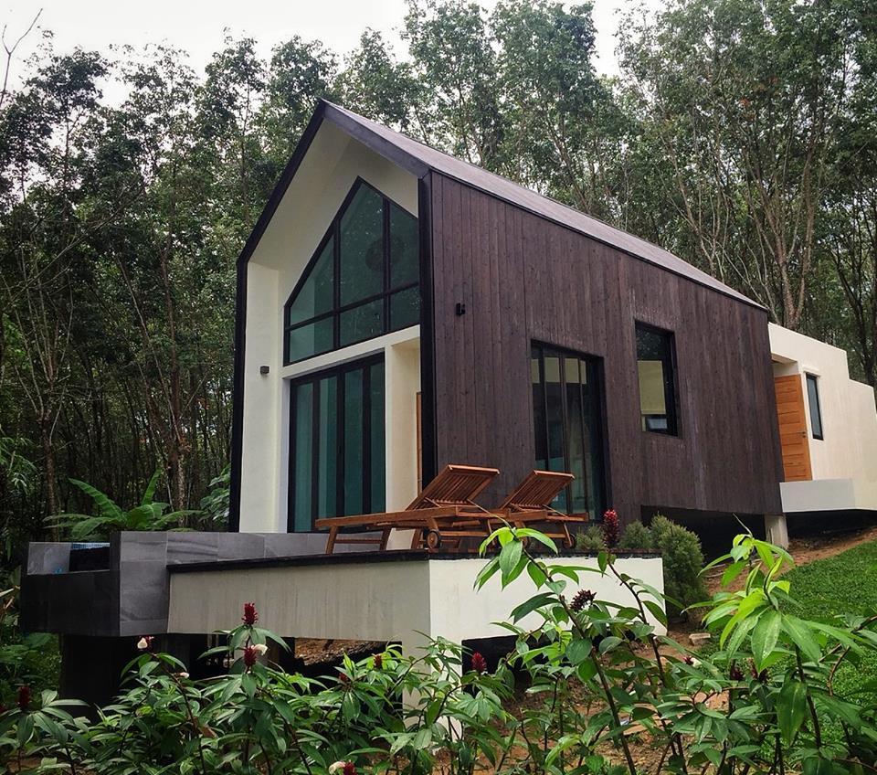 บ้าน โมเดิร์น สไตล์โมเดิร์น ไม้สน ไม้สนนอก ไม้สนรัสเซีย SAK WoodWorks แต่งบ้าน สร้างบ้าน