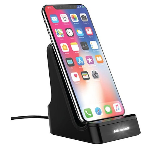 CORINTO - Wireless Charger With Light Up Logo