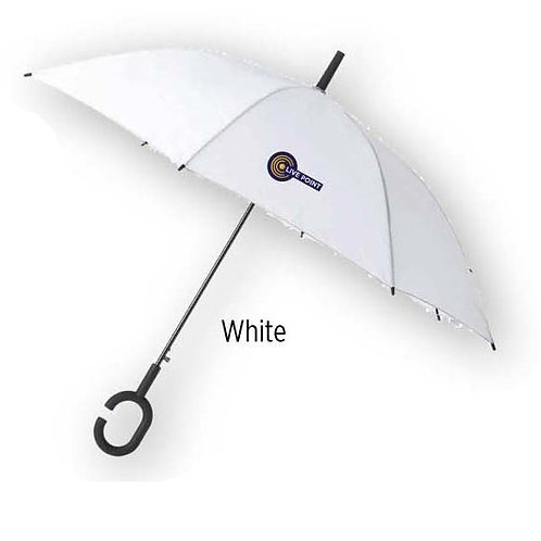 Umbrella With 8 Panels In A Wide Range Of Bright Tones