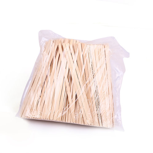 Hotpack Wooden Coffee Stirrer 17 cm 1000pcs
