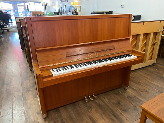 Yamaha U7 Vertical Grand Piano (Teakwood)