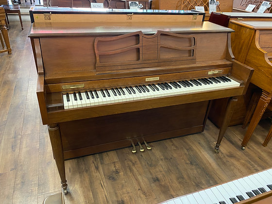 Baldwin Console Piano - Built 1978