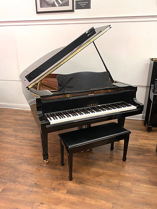 Yamaha C5 Grand Piano - Built 1986