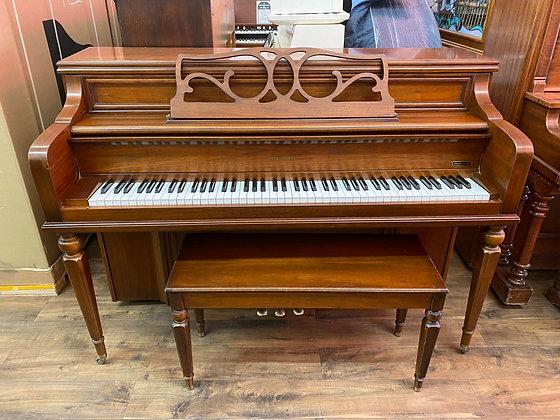 """Lyon Healy """"Master Console"""" Piano"""
