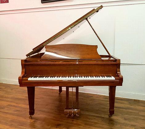 """Sherman and Clay 5'7"""" Grand Piano"""