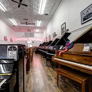 Linton Milano Music - Pianos | Lessons | Sheet Music
