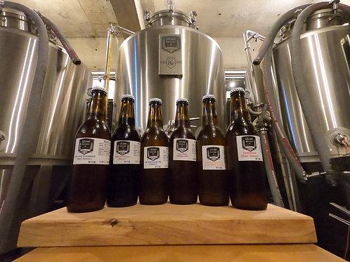 Izumi Brewery:クラフトビール6種6本飲み比べ 狛江市民応援セット【3,000円コース、ビール事業者支援】