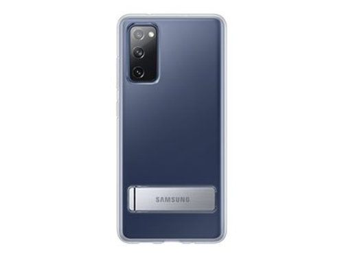 Samsung Clear Stand Cover S20 FE, Transp