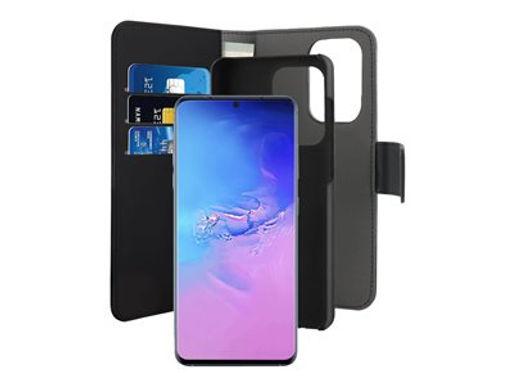 Puro Wallet Magnet Galaxy S20 Ultra Sort