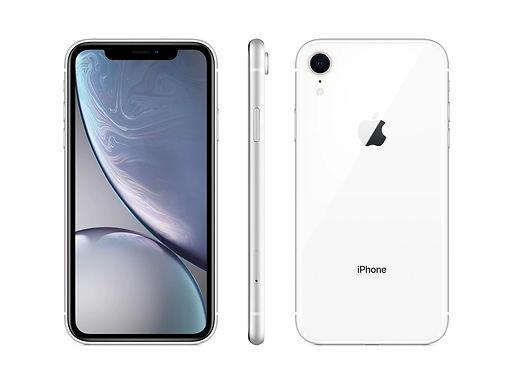 Apple iPhone XR white