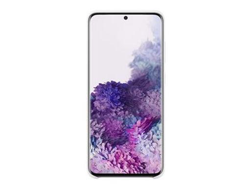 Samsung Silicone Cover S20+, White