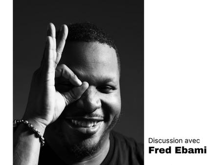 Fred Ebami - L' art façon Pop