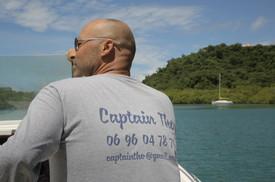 Captain Tho Bateau Martinique