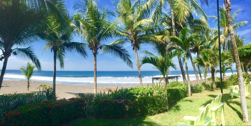 Ocean Front Rental Jaco Beach for Bachelor Parties