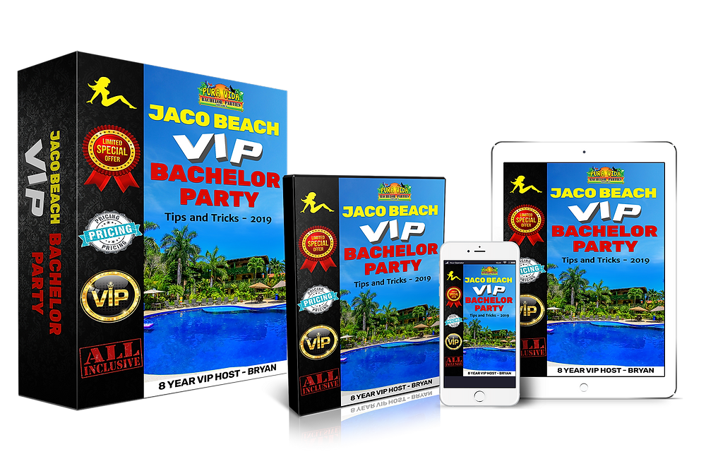 Jaco Beach Free Info Guide.