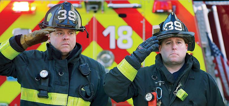 Men Of Honor - United States Firemen..
