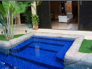 7 Bedroom Rental Home in Downtown Jaco Beach