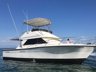 New Party Boat in Jaco Beach Costa Rica 2019