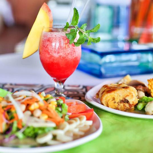 South beach Jaco Hotel Food _ Restaurant