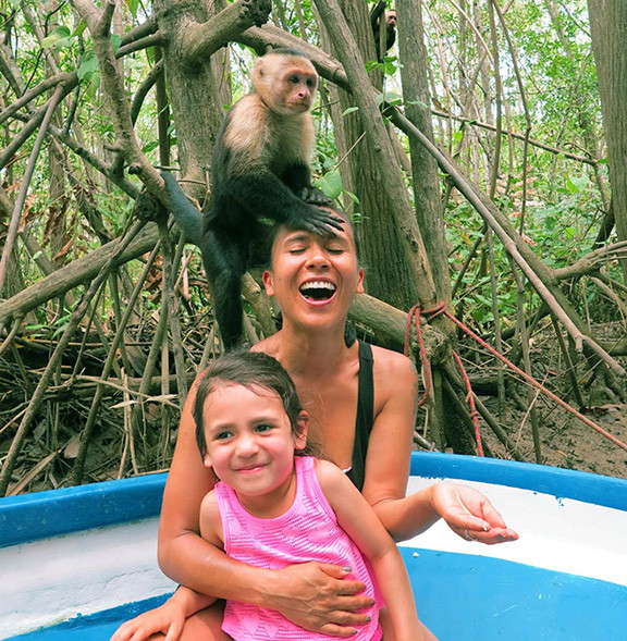 Monkey Tour Jaco Beach Costa Rica 2020