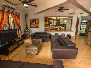 9 Bedroom Jaco Beach Rental - VIP Services - Large Group Travel - All Inclusive Packages..  1-800-24