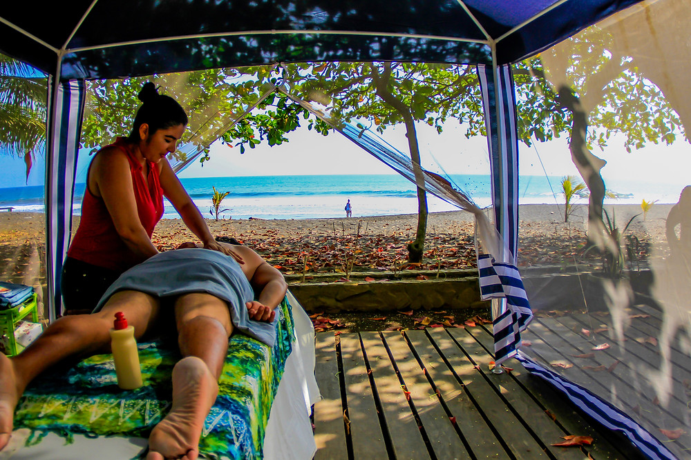 Massages Jaco BEACH