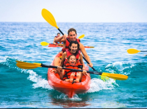 jaco beach tours - Kayak -