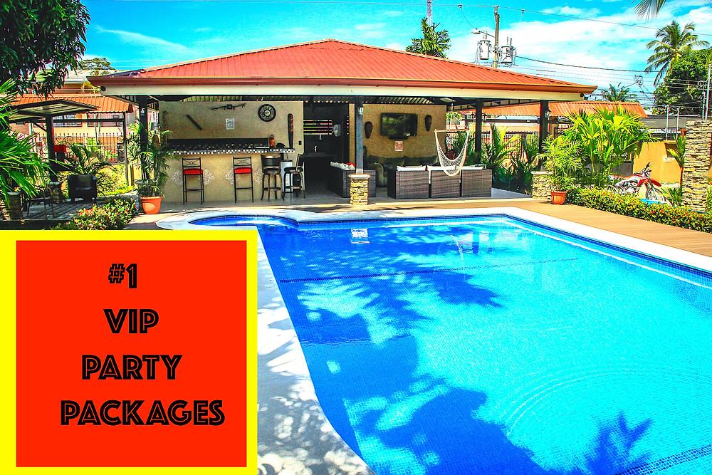 Large Party Rental Jaco Beach - Rentals Jaco Beach