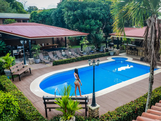All Inclusive 7 bedroom Rental Compound - Downtown Jaco Beach .. 5 Blocks to Cocal Casino . VIP Only