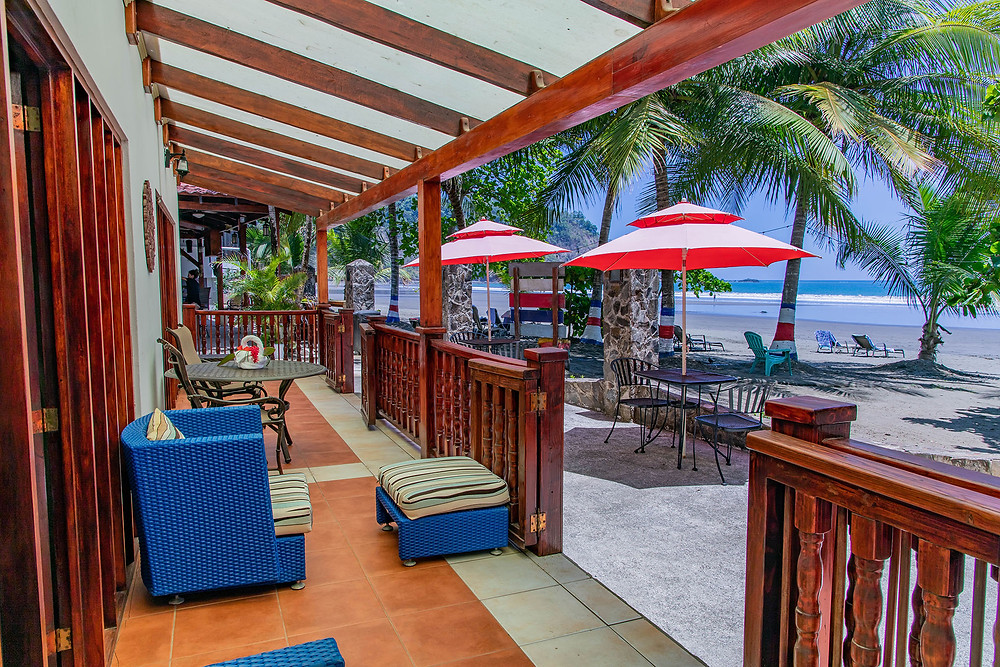 Beach Front Rental Jaco Beach