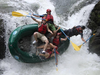 Jaco Beach White Water Rafting. VIP Bachelor Parties