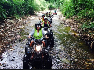 ATV Tours in Jaco Beach .. Bachelor Party Perk..