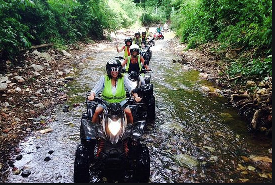 ATV Tours Jaco Beach Costa Rica
