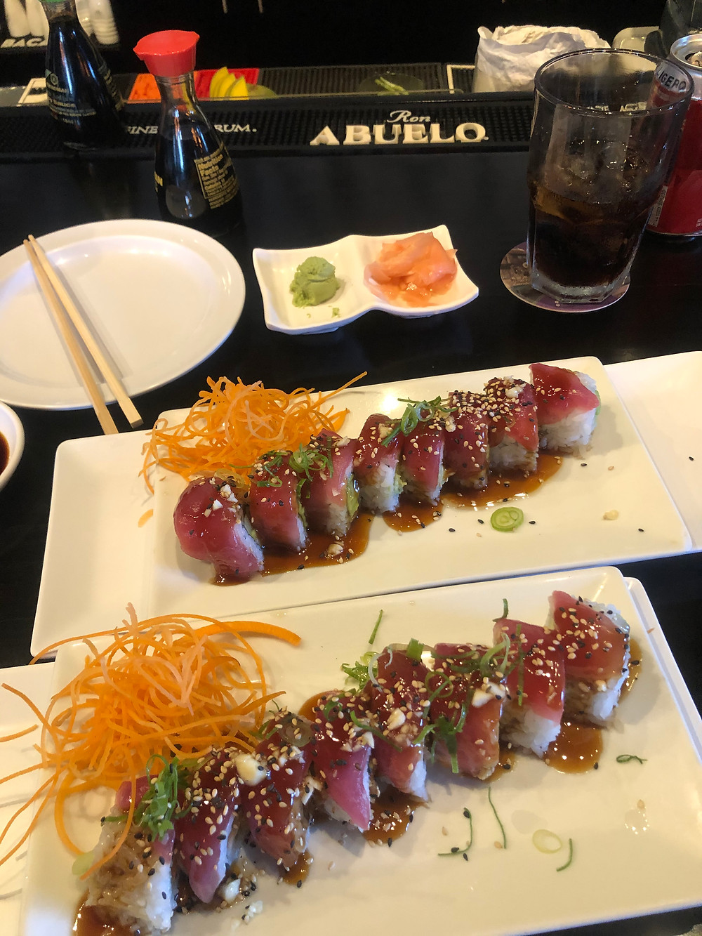 Jaco Beach Sushi - VIP Style