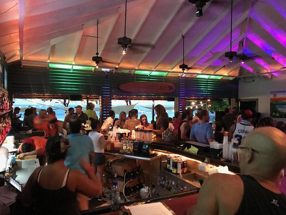 Beach Bar Jaco Beach Party