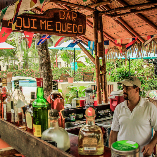 Best VIP Beach Bar Jaco Beach .jpg