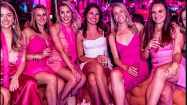 Bachelorette Party Jaco Beach Costa Rica