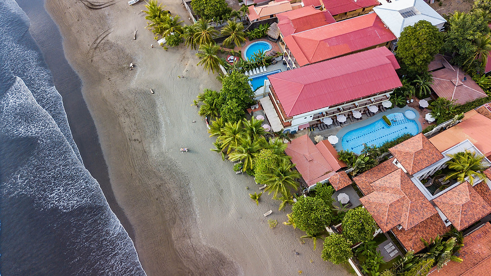 14 Bedroom BeachFront Rental Jaco Beach