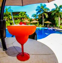 Beach Front Compound Rental Jaco Beach -