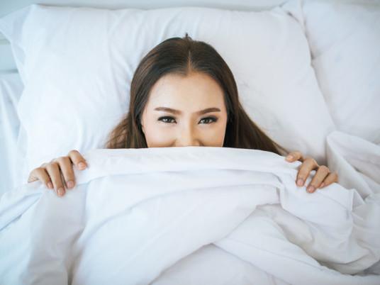 Struccarsi sempre prima di andare a letto