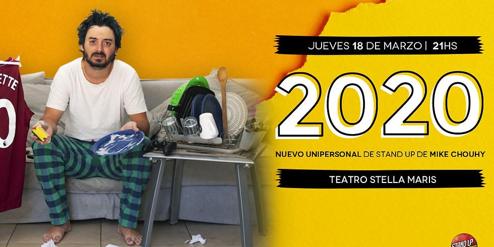 Unipersonal de Mike Chouhy - 2020  en San Isidro