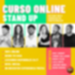 Curso online stand up flyer 1080x1080_fi