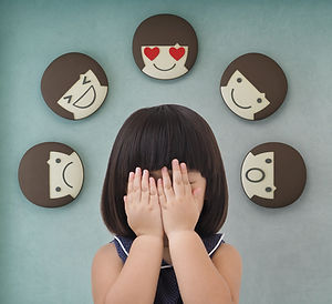 Asian%2520child%2520girl%2520with%2520green%2520concrete%2520wall%2520background%252C%2520Feelings%2