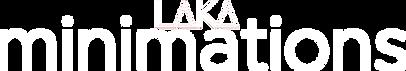 LAKA Minimations logo white.png