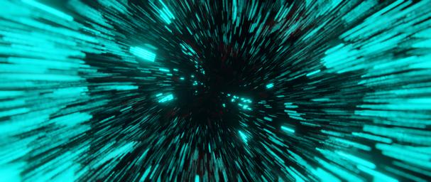 A Warp Through Space & Time